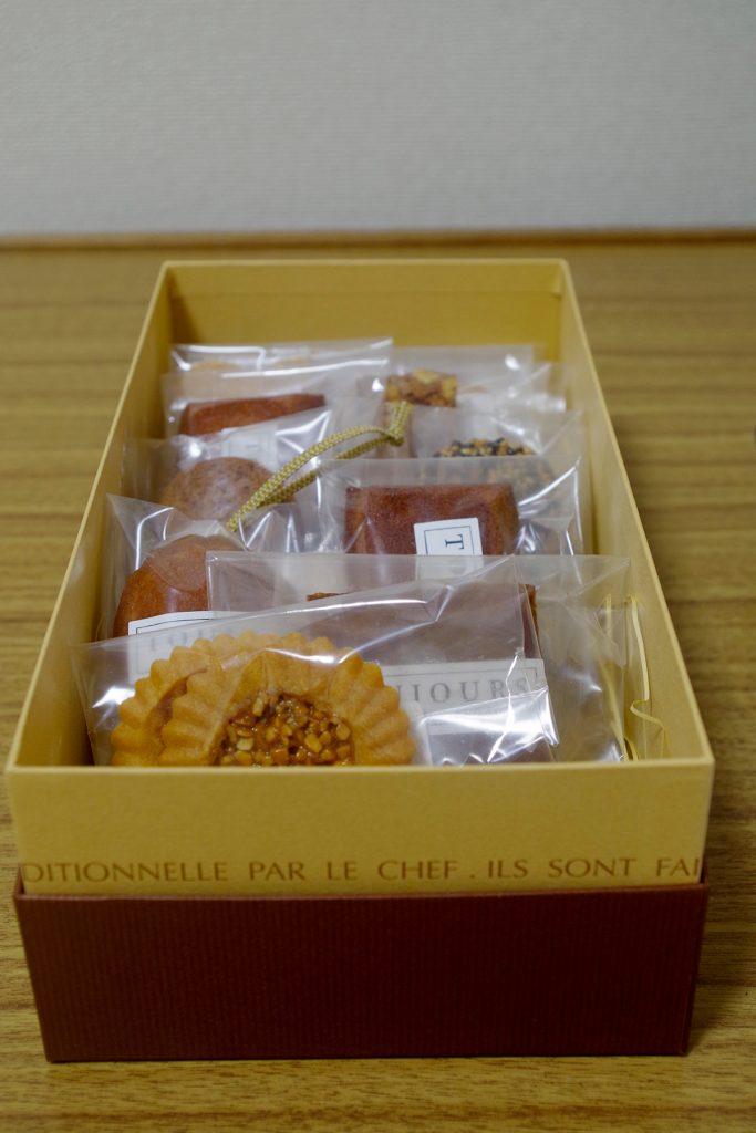 トゥジュール 焼き菓子セット