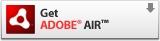 Adobe AIR ダウンロード