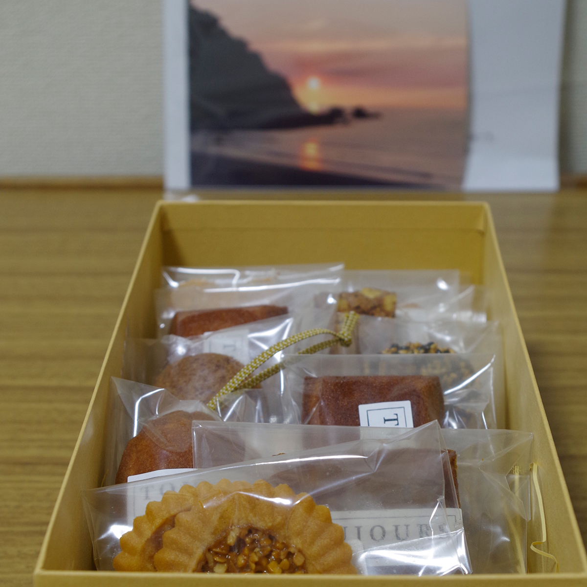 トゥジュール 焼き菓子セット アイキャッチ