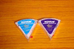 [H27.02.26]ROYCE'チーズデザート6P-中身
