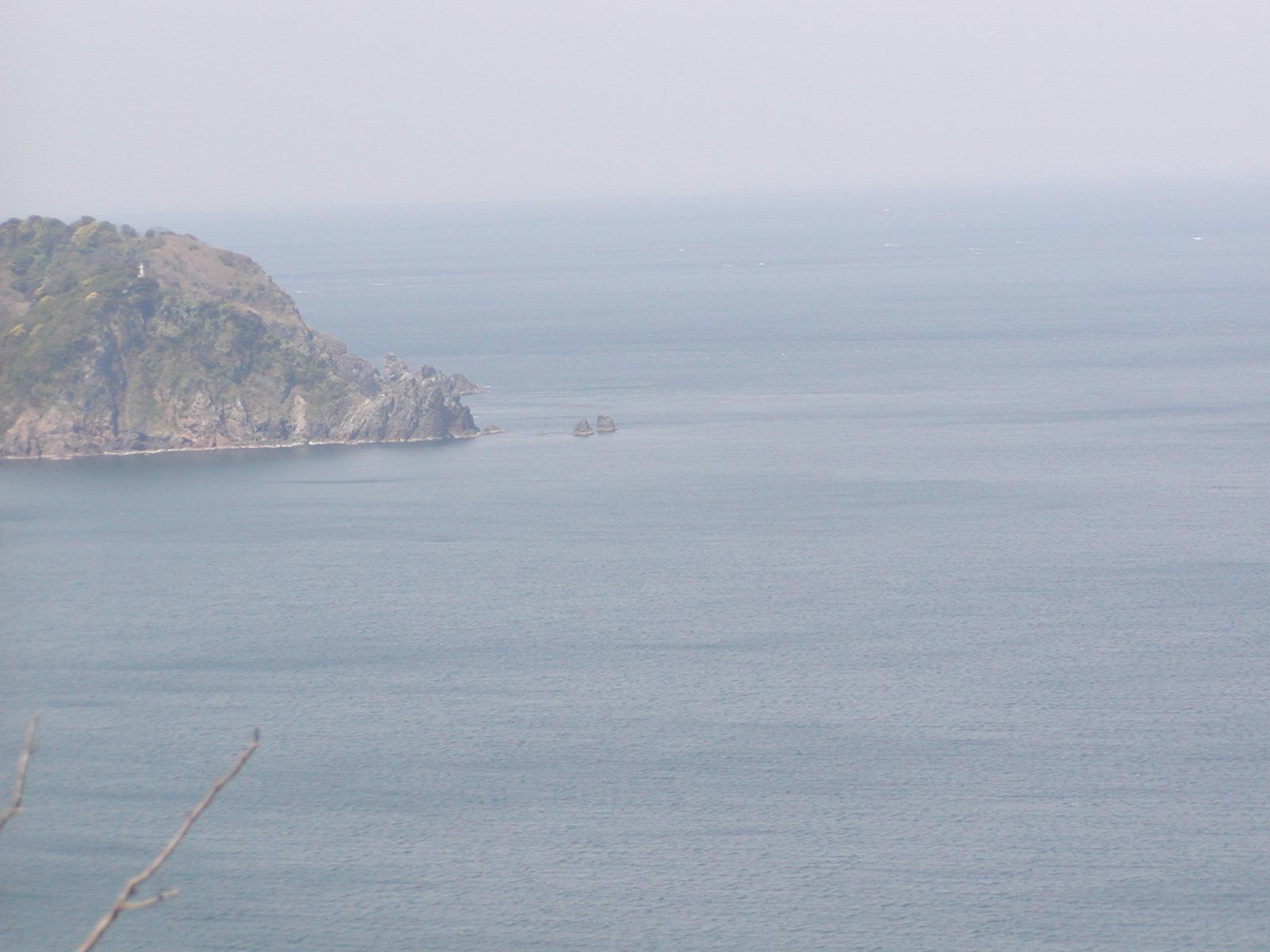 陸上展望台からの景色1