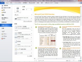 Microsoft Word 2010 ベータ版 新しくなった印刷プレビュー