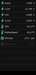 AI Suite Ⅱ 低電圧