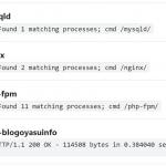 障害検知のため Mackerel でプロセス監視(check-procs)と URL 監視(check-http)を追加しました