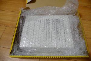[2018.04.22]Seagate-ST3000DM001-RMA-宅急便コンパクト梱包材