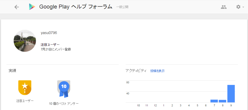 [H27.09.27] Google Play Forum