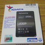 ADATA SP600 データが消失し交換対応