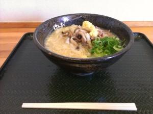 [H26.01.29]きのこと塩豚の生姜玉子あんかけ