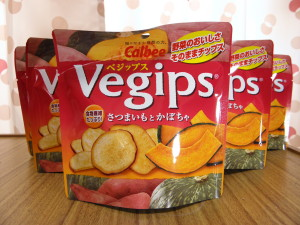 ベジップス さつまいもとかぼちゃ 12袋セット