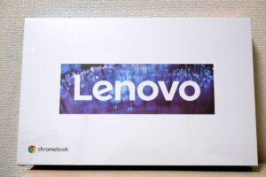 Lenovo IdeaPad Duet Chromebook 箱