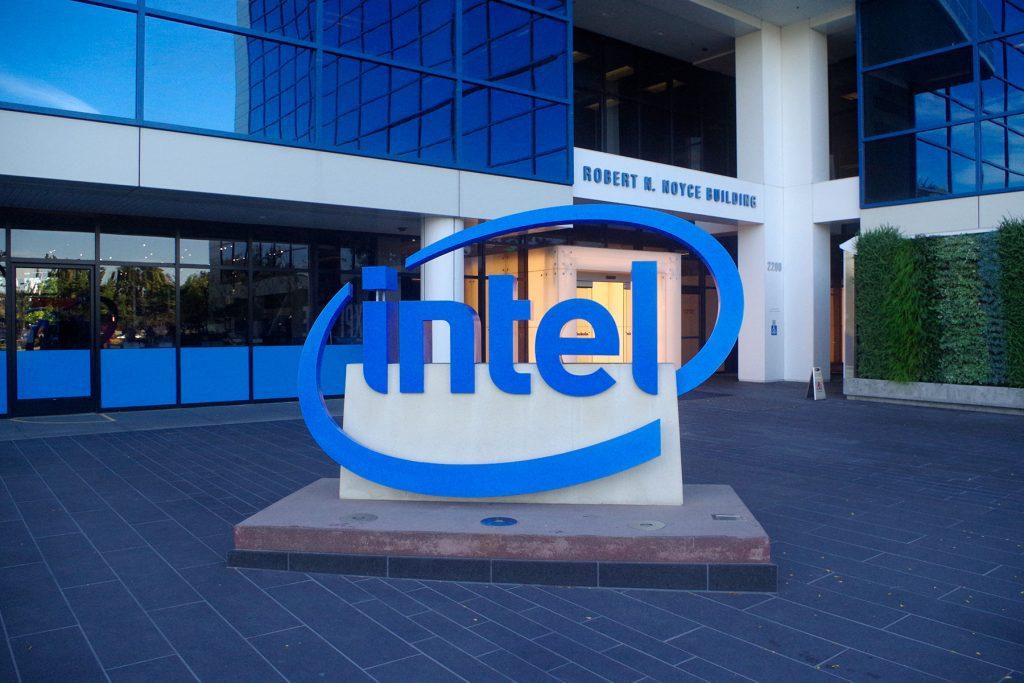 Intel 本社