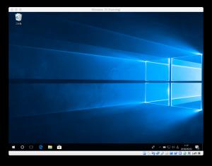 macOS 版 VirtualBox スケールしない HiDPI 出力を使用&3D アクセラレーションを無効 Windows 10