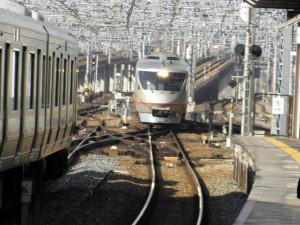 北近畿タンゴ鉄道 特急タンゴエクスプローラー KTR001系
