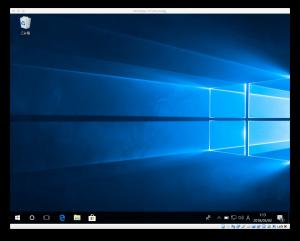 macOS 版 VirtualBox デフォルト設定 Windows 10