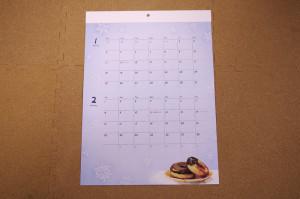 [H26.12.29]ミスド福袋-カレンダー-1月2月