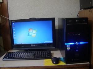 3月完成GZ-M2・Core i5自作パソコン